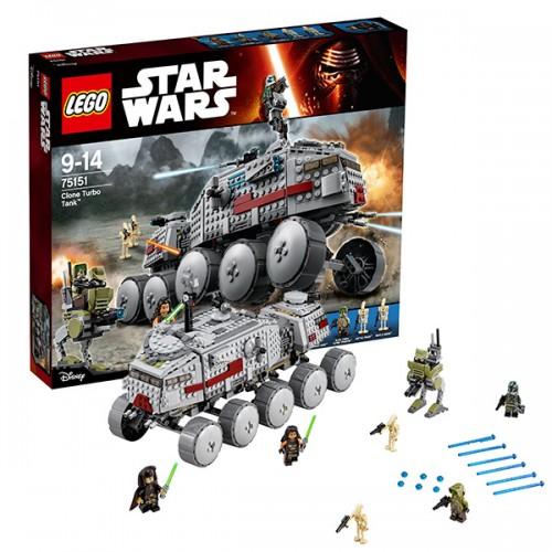 Звездные войны Турботанк Клонов  Lego (Лего)