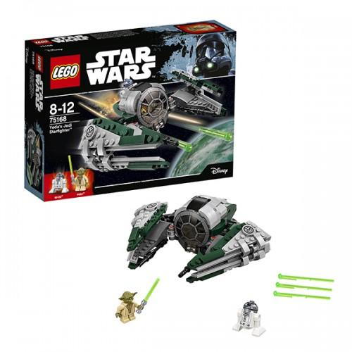 Звездные войны Звёздный истребитель Йоды Lego Лего