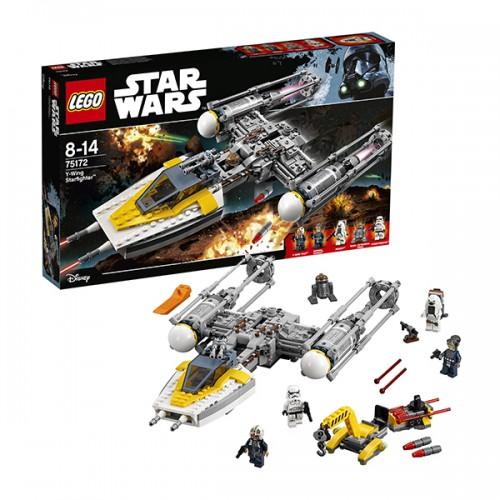 Звездные войны Звёздный истребитель типа Y Lego Лего