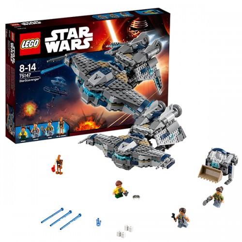 Звездные войны Звёздный Мусорщик  Lego (Лего)