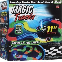 Конструктор Гибкий трек Magic Tracks 220 деталей
