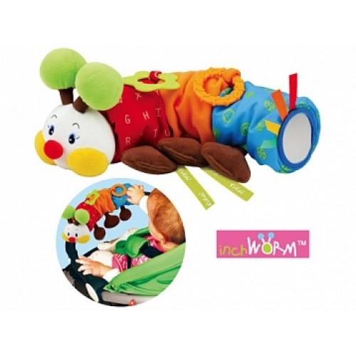 Игрушка для коляски Гусеничка KS Kids KA630