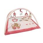 Игровой коврик Charlotte Rose Жираф и Слоник 655224 Nattou
