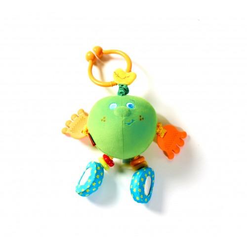 Развивающая игрушка зеленое Яблочко Энди , серия Друзья фрукты Tiny Love 1103200046