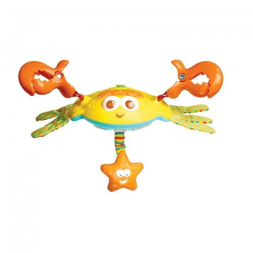 Электронная подвесная игрушка краб Себастиан Tiny Love 1403206830