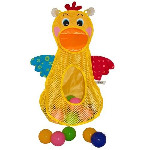 Голодный пеликан с мячиками KS Kids