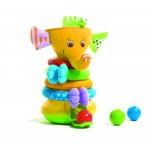 """Музыкальная пирамидка с шариками """"Слоник"""" Tiny Love (Тини Лав)"""