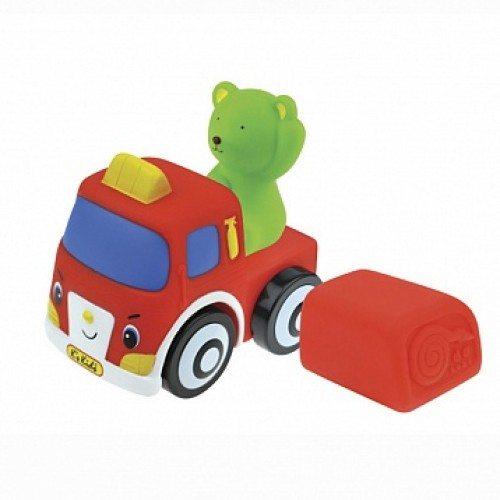 Мягкий конструктор: Пожарная машина и Сэм KS Kids KA644