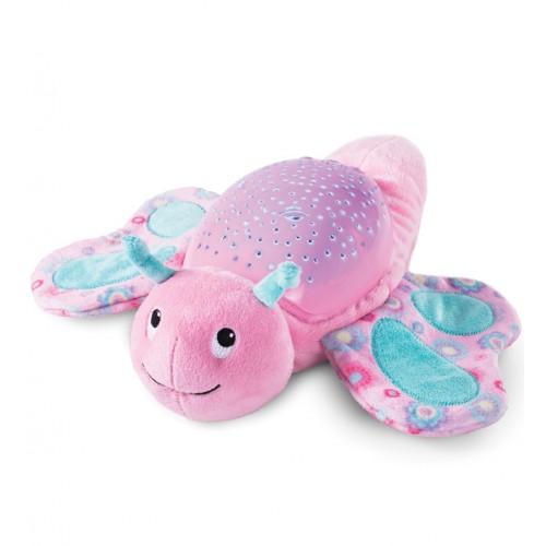 Светильник-проектор звездного неба Bella the Butterfly Summer Infant