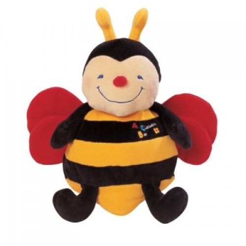 Пчела музыкальная (поет и хихикает) 20*26*14см KS Kids KA253