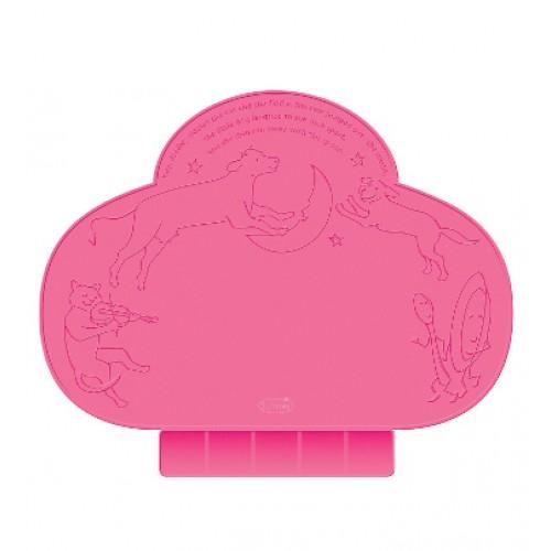 Защитная салфетка-накладка Tiny Diner, розовый Summer Infant