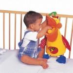 """""""Голодный"""" пеликан с игрушками (карт. упаковка) KS Kids"""