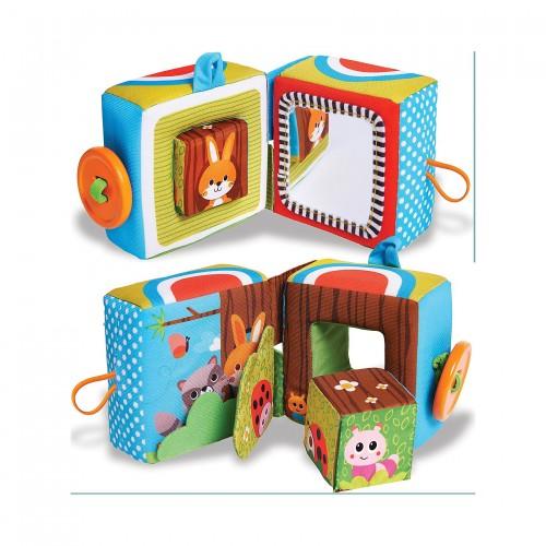Развивающая книжка Куб Tiny Love 1502705830