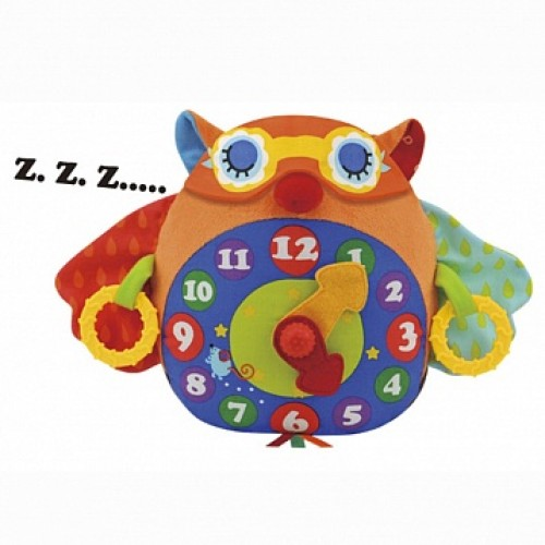 Часы-Сова KS Kids KA662