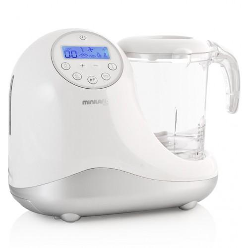 Многофункциональный кухонный комбайн Chefy 5 Silver Miniland (Миниленд)