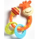 Погремушка-прорезыватель жираф Сеня Tiny Love (Тини Лав)