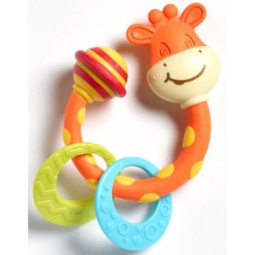 Погремушка-прорезыватель жираф Сеня Tiny Love 1110300458