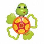 """Развивающая игрушка """"Черепаха"""" с прорезывателями, со звуковыми эффектами Ouaps"""