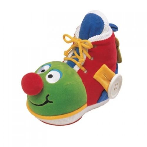 Развивающий ботинок с зеркалом KS Kids KA206