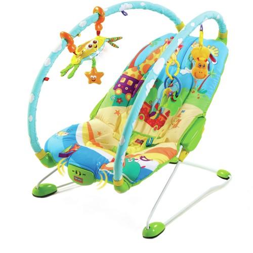 Баунсер (вибрирующее кресло с дугами) Tiny Love 1800109068