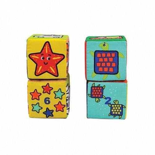 Кубики-пазлы KS Kids KA622
