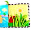 Текстурированая книжка-подвеска Лесное озеро Tiny Love 1109600458