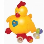 Курица-несушка (пластик) KS Kids