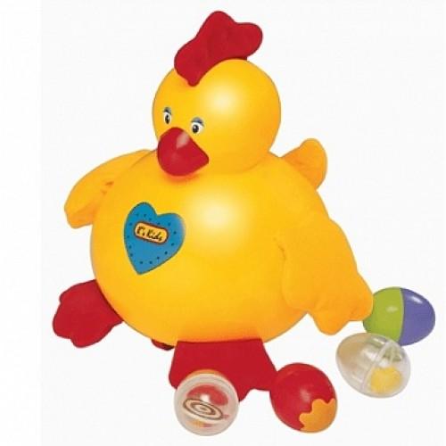 Курица-несушка (пластик) KS Kids KA304