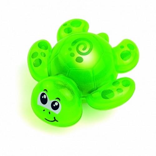 Игрушка для ванной со световым эффектом (черепашка) Hap-p-Kid 4320
