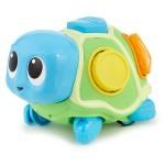 Игрушка развивающая Ползающая черепаха-сортер, звук. эф-ты Little Tikes