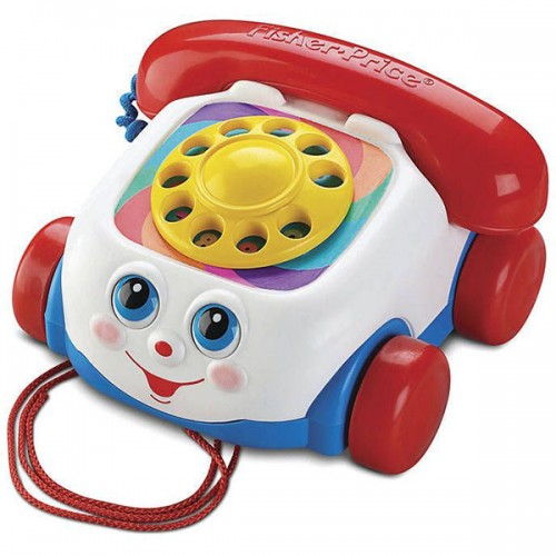 Говорящий телефон на колесах Fisher-Price