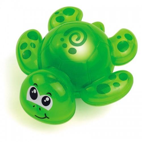 Игрушка для ванной со световым эффектом (черепашка) Hap-p-Kid