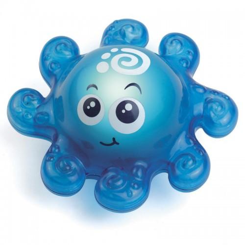 Игрушка для ванной со световым эффектом (осьминожек) Hap-p-Kid