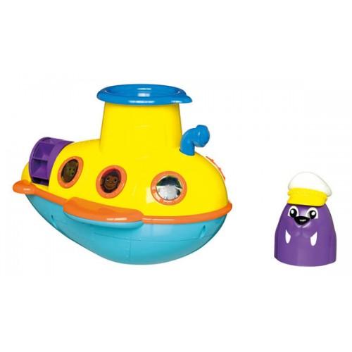 """Игрушка для ванны """"Смотровая подводная лодка"""" Tomy"""