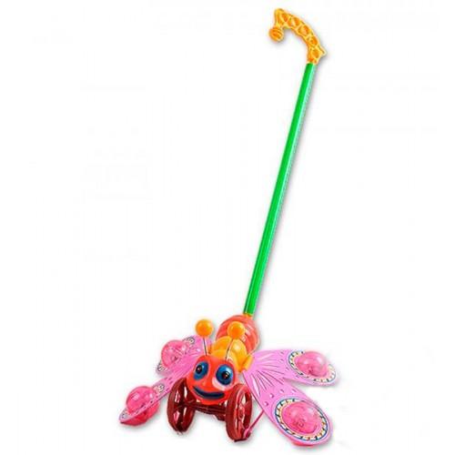 Игрушка каталка бабочка S+S Toys