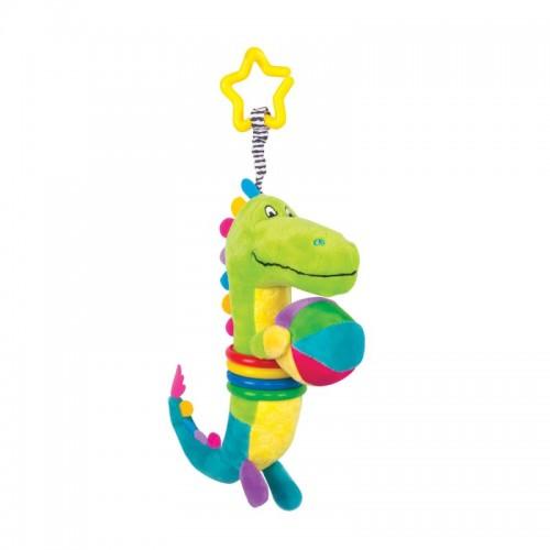 "Игрушка-подвес ""Крокодил Кроко"" Happy Snail"