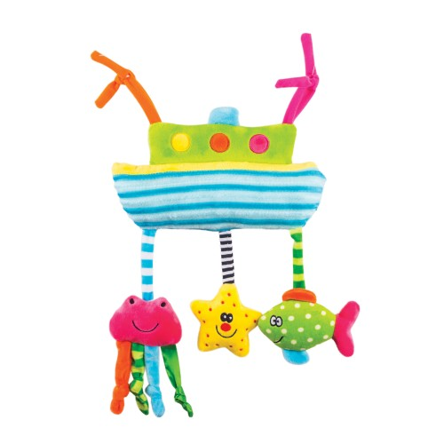 """Игрушка - подвес """"Морские приключения"""" Happy Snail"""