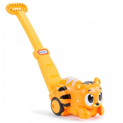 Игрушка развивающая каталка Тигр со световыми эф-ми Little Tikes