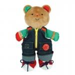 Медвежонок Teddy в одежде KS Kids