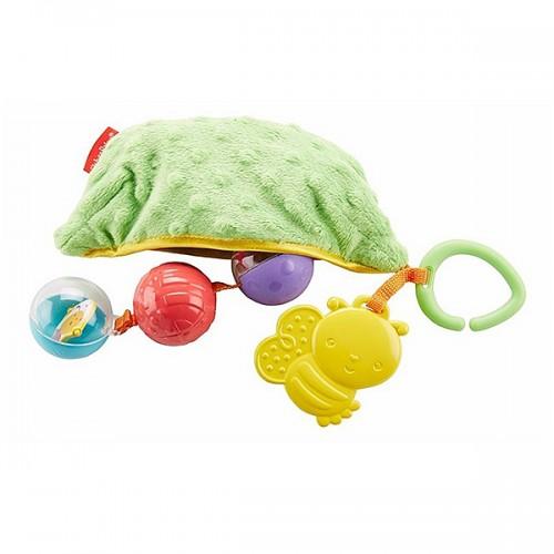 "Плюшевая игрушка-погремушка ""Горошек"" Fisher-Price"