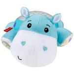 "Плюшевая игрушка-проектор ""Бегемотик"" Fisher-Price"