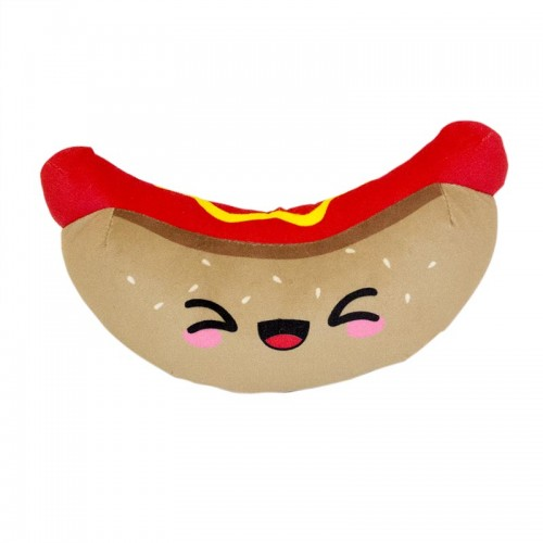 Веселый хот-дог