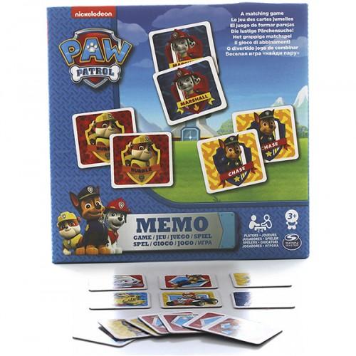 Игра Мемори, 48 карточек Щенячий патруль Paw Patrol