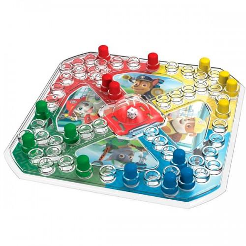 Игровой набор 2-в-1 - игра с кубиком и фишками + карточки Memory Щенячий патруль Paw Patrol
