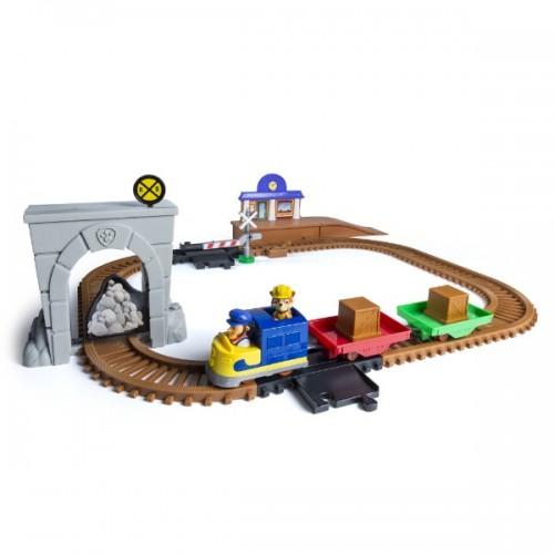 Игровой набор железная дорога спасателей Щенячий патруль Paw Patrol