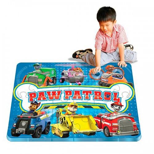 Коврик-пазл. Щенячий патруль (Paw Patrol). Spin Master