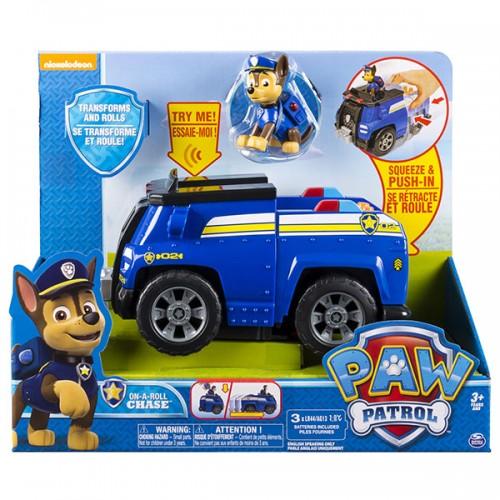 Машина спасателей со звуком и светом Щенячий патруль Paw Patrol