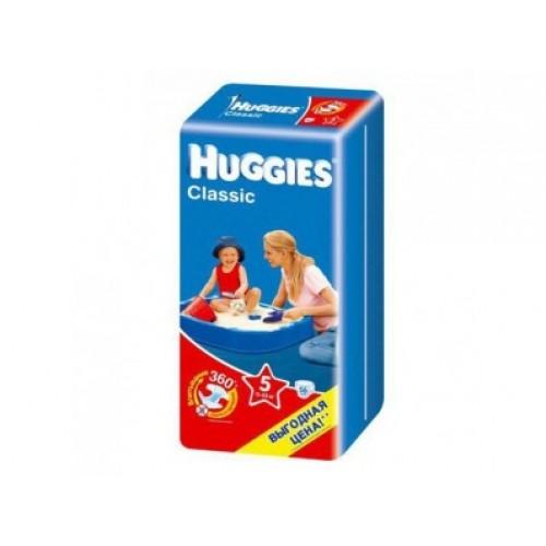 Подгузники Huggies Classic Junior 5 (11-25кг), 56шт