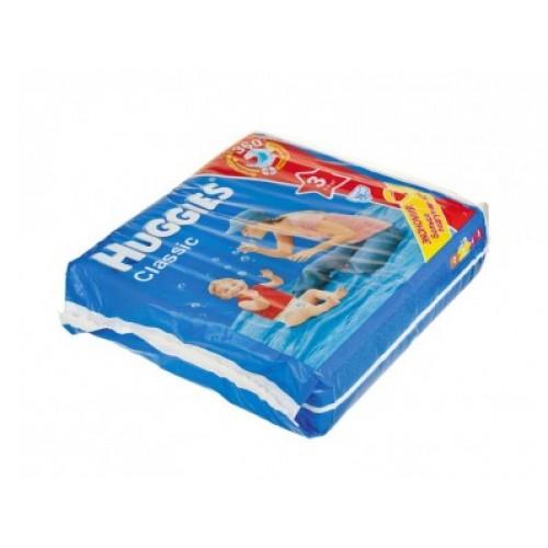 Подгузники Huggies Classic midi mega pack 3 (4-9кг), 78шт