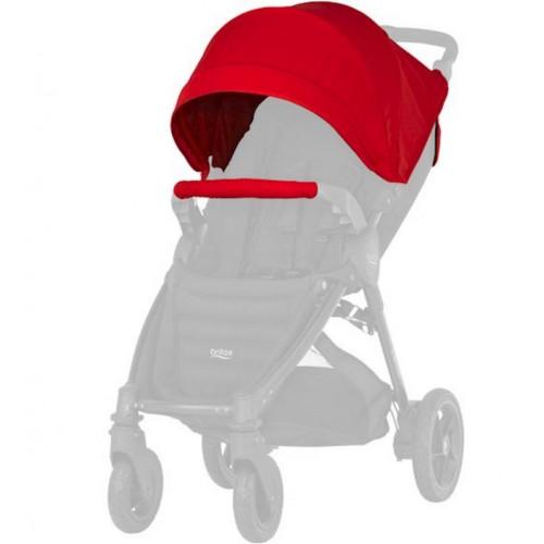 Капор для детской коляски B-Agile/B-Motion Flame Red Britax (Бритакс)